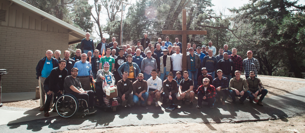 2016 New Life Mens Retreat Group Pic