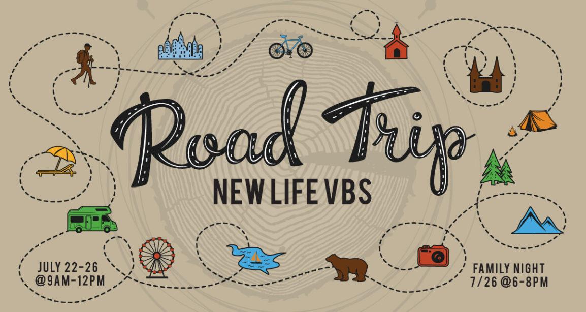 New Life VBS Road Trip