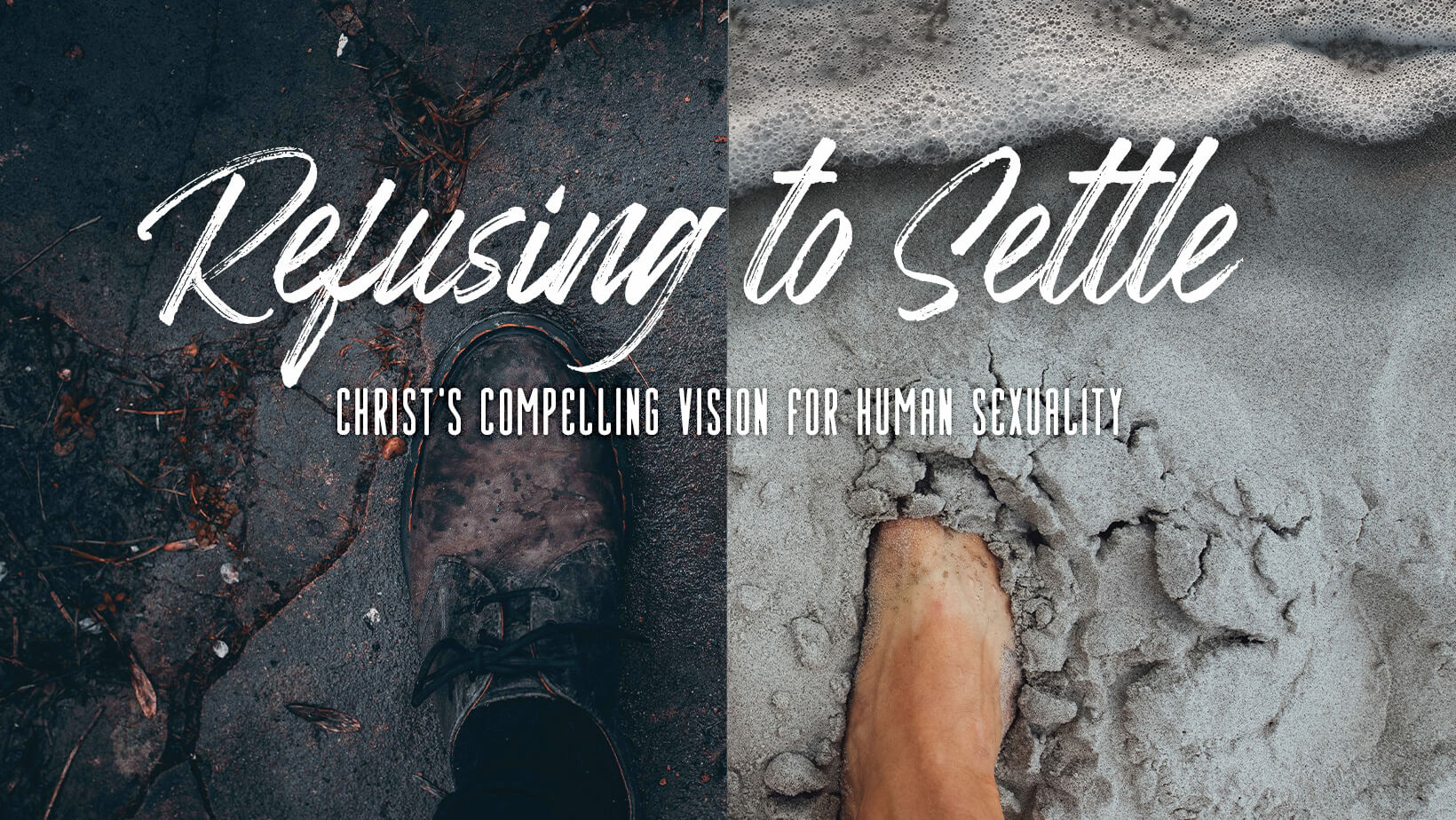 Refusing to Settle: Christ's Compelling Vision for Human Sexuality