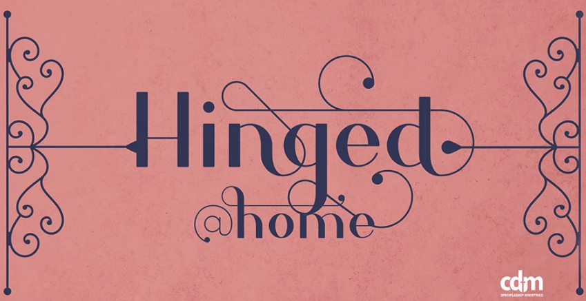 Hinged at Home Banner