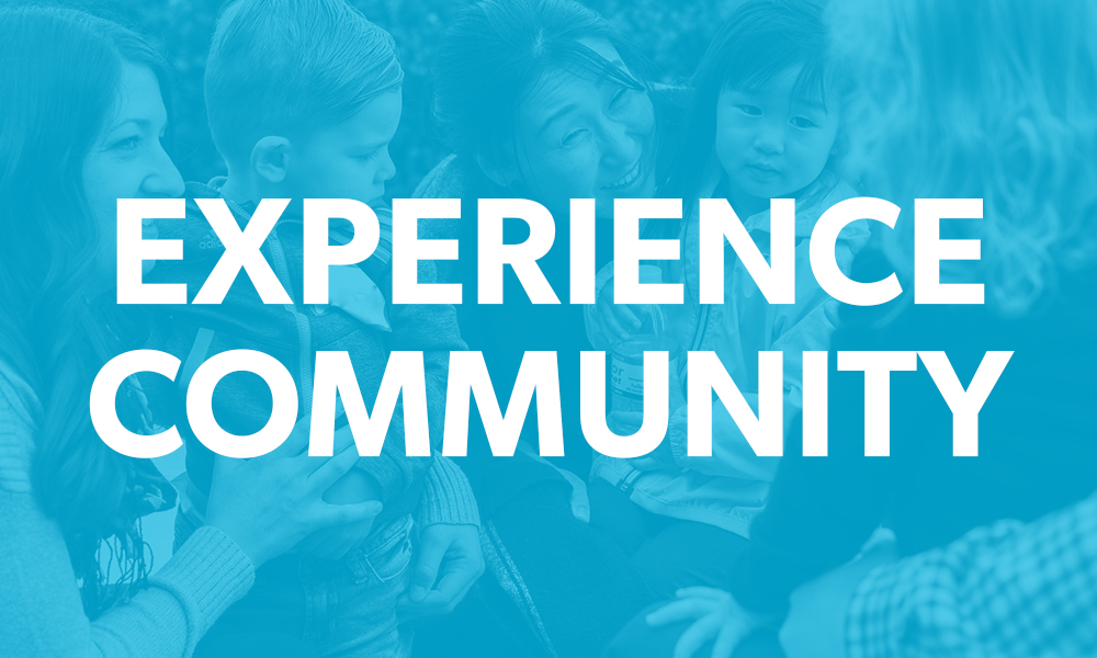 Experience community